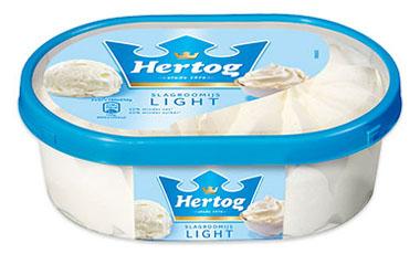 ijs met weinig koolhydraten